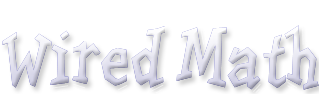 Wired Math Logo